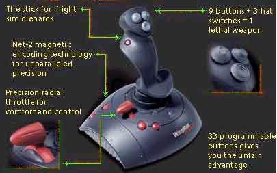 Target PC :: The Logitech Wingman Interceptor: A Controller